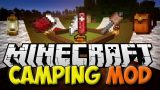 Camping Mod 1.10.2 Download