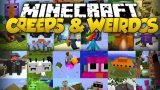 MoreCreeps and Weirdos Mod 1.10.2/1.8.9 Download