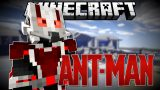 Ant Man Mod 1.8.9/1.7.10 Download