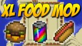 XL Food Mod 1.12.2/1.11.2 Download