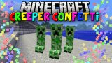 Creeper Confetti Mod 1.12.2/1.11.2 Download