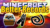 Better Records Mod 1.12.2/1.10.2 Download