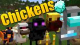 Chickens Mod 1.12.2/1.11.2 Download