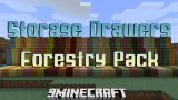 Storage Drawers Forestry Pack Mod 1.7.10 Download