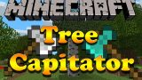 TreeCapitator Mod 1.12.2/1.11.2 Download