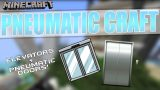 PneumaticCraft Mod 1.8.9/1.7.10 Download