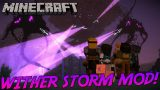 Wither Storm Mod 1.8.9 Download