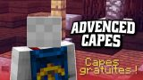 Advanced Capes Mod 1.12.2/1.11.2 Download