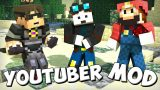Youtubers+ Mod 1.11.2/1.10.2 Download