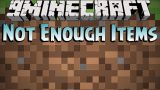Not Enough Items Mod 1.12.2/1.11.2 Download