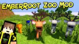 EmberRoot Zoo Mod 1.12.2 Download