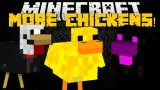 More Chickens Mod 1.12.2/1.11.2 Download