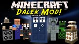 Dalek Mod 1.12.2/1.7.10 Download
