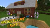 ArchitectureCraft Mod 1.10.2/1.7.10 Download